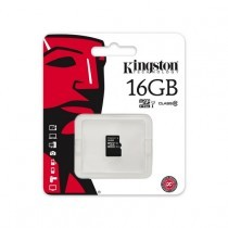 Карта памяти Kingston SDC10G2/16GBSP Class 10 16GB