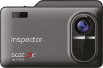 Inspector Inspector SCAT Signature Se Ambarella A12A35 (792 МГц) Радар-детектор + видеорегистратор