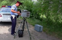 У дорожной полиции появились новые радары