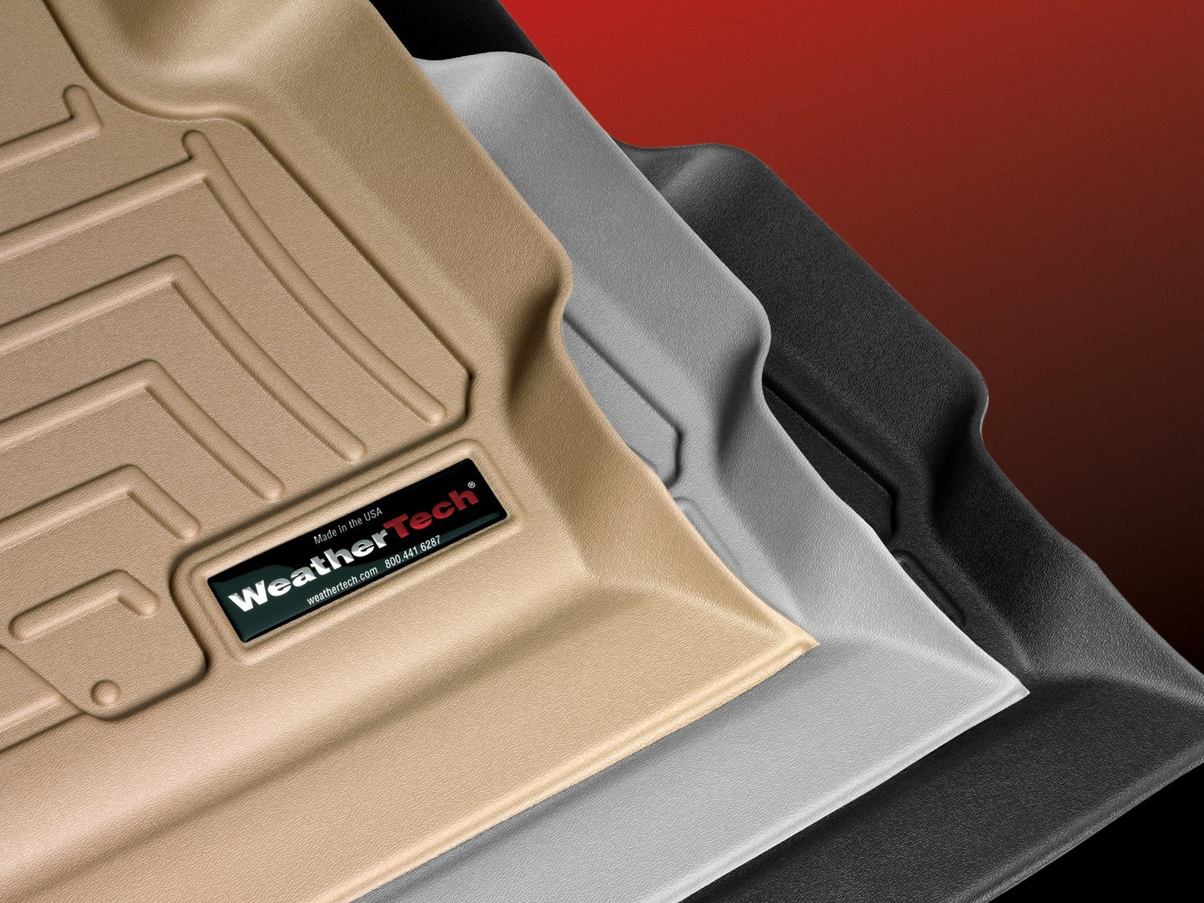 Weathertech FloorLiner� DigitalFit�